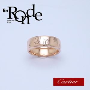 カルティエ Cartier 指輪リング リング ハッピーバースデー K18PG ピンクゴールド 中古 新入荷 おすすめ|ronde