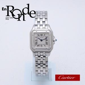 カルティエ Cartier レディース腕時計 パンテールSM SS(ステンレス) アイボリー文字盤 中古 新入荷 おすすめ|ronde