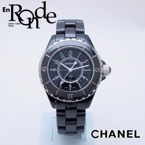 シャネル CHANEL レディース腕時計 J12 H0682 セラミック 黒文字盤 中古 新入荷 おすすめ|ronde