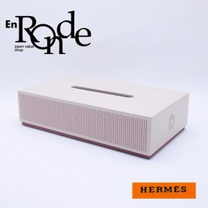 エルメス HERMES 小物アクセサリー ティッシュボックス ラッカーウッド グレージュ 新品同様 新入荷 おすすめ 新着|ronde