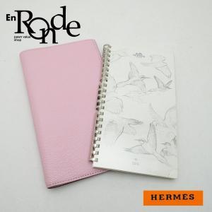 エルメス HERMES 筆記具 アジェンダ ヴィジョン2 シェブルミゾル ローズサクラ 中古 新入荷 新着|ronde