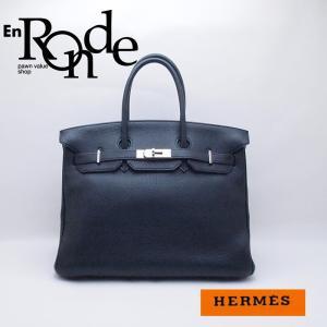 エルメス HERMES ハンドバッグ バーキン35 トゴ/SV金具 ブラック 中古 新入荷 おすすめ HE0360