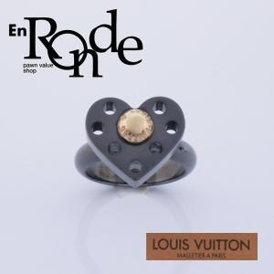ルイ・ヴィトン LOUISVUITTON 指輪リング ラブレターズ リング M65239 中古 新入荷 おすすめ LV0496|ronde