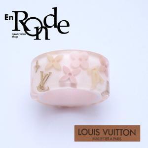 ルイ・ヴィトン LOUISVUITTON 指輪リング バーグファランドールリング M65817 ピンク系 中古 新入荷 おすすめ LV0490|ronde