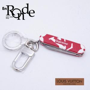 ルイ・ヴィトン LOUISVUITTON アクセサリー ポケットナイフ MP2070 モノグラム/レッド 中古 新入荷 おすすめ