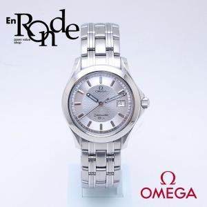 オメガ OMEGA メンズ腕時計 シーマスター120 SS シルバー文字盤 中古 新入荷 おすすめ 新着|ronde