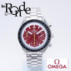 オメガ OMEGA メンズ腕時計 スピードマスター 3510-61 SS(ステンレス) レッド文字盤 中古 新入荷 おすすめ OW0175|ronde