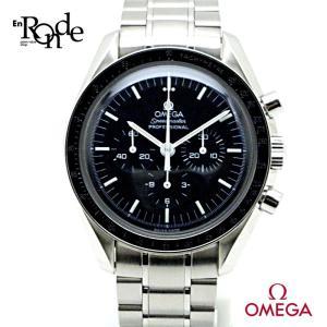 オメガ OMEGA メンズ時計 スピードマスタープロフェッショナル ステンレス 黒文字盤 中古|ronde