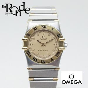 オメガ OMEGA レディース時計 コンステレーション SS(ステンレス)/YG シャンパン文字盤 中古 新入荷 おすすめ 新着|ronde