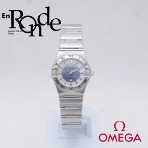 オメガ OMEGA レディース腕時計 コンステレーションミニ 1562-84 SS(ステンレス) シェル文字盤 中古 新入荷 おすすめ OW0190|ronde