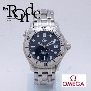 オメガ OMEGA メンズ腕時計 シーマスター 2562-80 SS(ステンレス) ネイビー文字盤 中古 新入荷 おすすめ 新着|ronde