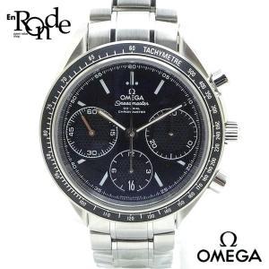 オメガ OMEGA メンズ時計 スピードマスターレーシング コーアクシャル 3263040 ステンレス 黒文字盤 中古 おすすめ|ronde