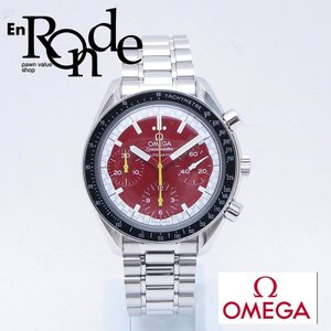 オメガ OMEGA メンズ腕時計 スピードマスター 3510-61 SS(ステンレス) レッド文字盤 中古 新入荷 おすすめ 新着|ronde