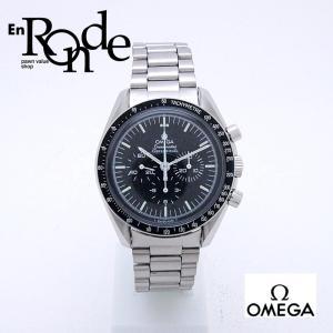 オメガ OMEGA メンズ腕時計 オメガ スピードマスタープロ ST145022B ステンレス ブラック文字盤 中古 新入荷 おすすめ|ronde