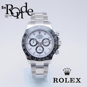 ロレックス ROLEX メンズ腕時計 デイトナ 116500LN SS(ステンレス) ホワイト文字盤 中古 新入荷 おすすめ 新着|ronde