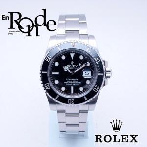 ロレックス ROLEX メンズ腕時計 サブマリーナ 116610LN SS ブラック文字盤 中古 新入荷 おすすめ 新着 ronde