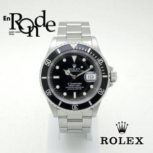 ロレックス ROLEX メンズ腕時計 サブマリーナ 16610 SS(ステンレス) ブラック文字盤 中古 新入荷 おすすめ 新着|ronde