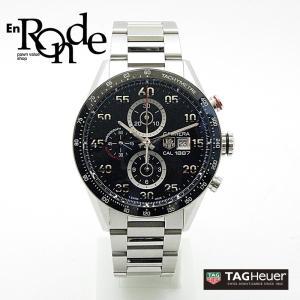 タグホイヤー メンズ腕時計 カレラ キャリバー1887 CAR2A10BA0799 SS(ステンレス) 黒文字盤 中古 新入荷 おすすめ|ronde