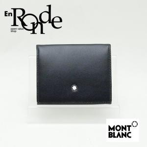 小銭入れ モンブラン コインケース レザー 黒 未使用品 新入荷|ronde
