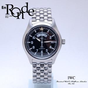 IWC メンズ腕時計 フリーガー SS ブラック文字盤 中古 新入荷 おすすめ 新着|ronde