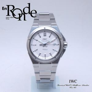 IWC メンズ腕時計 インヂュニア IW323904 SS ホワイト文字盤 中古 新入荷 おすすめ 新着|ronde