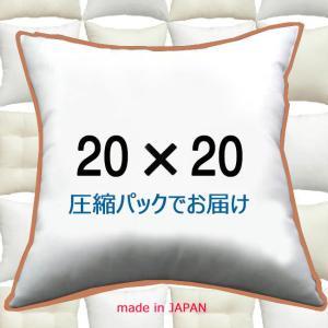 ヌードクッション  クッション中身   20x20cm|room-style