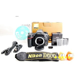 ニコン デジタル一眼レフカメラ Nikon D600 Bod...