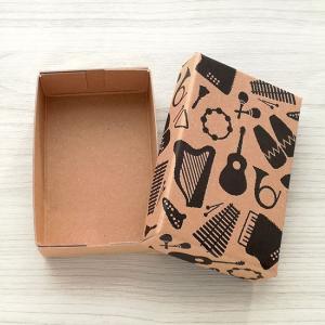 活版BOX 楽器 名刺入れ 小物入れ 収納 ギフトボックス プレゼント ラッピング カード収納|room505