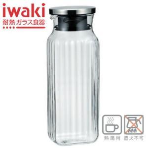 イワキ (iwaki) SVシリーズ スクエアサーバー 1L KT296K-SV|roomania-l