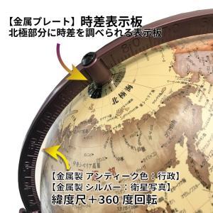 地球儀 しゃべる  地球儀  直径30cm  光る ライト AR 日本語 英語 地勢図/行政 2タイプ インテリア 子供 ランプ 全方位回転 山岳隆起|roombania|15
