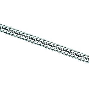 喜平チェーン シルバー ネックレス 六面ダブル 高級感を感じさせる輝き(55g 60cm) 1n0tqk608600 代引不可 roomdesign