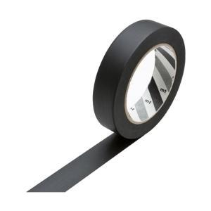 mt foto マスキングテープ 25mm幅×50m巻 MTFOTO01 ブラック(同梱・代引き不可...