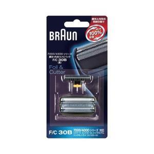 ブラウン(Braun) 7000/4000シリーズ シェーバー替刃(網刃・内刃コンビパック) F/C30B|roomdesign