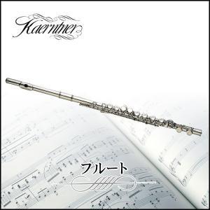 フルート Kaerntner ケルントナー KFL-25 初心者用 セット 入門用 練習 コンサート ステージ 代引不可 同梱不可|roomdesign