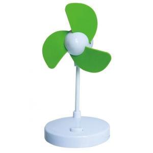 扇風機 USB扇風機 11cm羽根 USB卓上扇風機 フラワ...