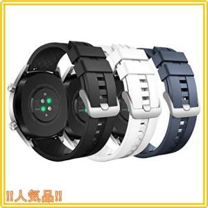 ATiC HUAWEI Watch GT バンド HUAWEI GT 46mm / Watch GT Activeスマートウォッチ 交換用ベルト Samsung galaxy watch 46mm R800 /gear S3 腕|roomy29