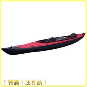 FUJITA CANOE(フジタカヌー) 折りたたみカヌー AL-2-430ERCS レッドチャコー...