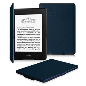 Fintie Kindle Paperwhite ケース 超薄 軽量 保護カバー オートスリープ機能...