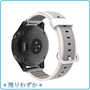 ATiC 腕時計バンド 22mm ナイロンバンド 交換用バンド スマートウォッチ交換ベルト ナイロン製 スマートウォッチ|roomy29