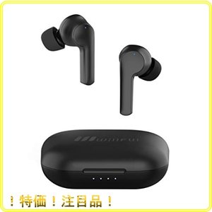 Willful 完全ワイヤレスイヤホン Bluetooth 5.0 最大40時間音楽再生 瞬時接続 自動ペアリング Hi-Fi高音質 IPX7防水 両耳|roomy29