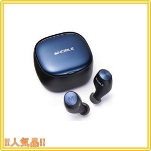 Noble audio FALCON 2【NOB-FALCON2】(ブラック) Bluetooth ワイヤレス イヤホン 防水 IPX7 マイク付き ハンズフリー通話 テレ|roomy29