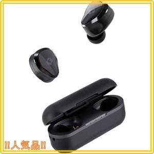 ソフトバンクセレクション 完全ワイヤレス Bluetoothイヤホン(アーバンブラック)SoftBank SELECTION GLIDiC Sound Air TW-7|roomy29