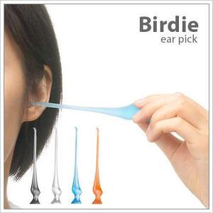 耳かき インテリア オブジェ +d ( アッシュコンセプト Birdie バーディー イヤーピック )|roomy