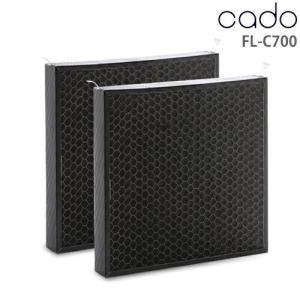 カドー AP-C700専用フィルター ( cado 空気清浄機 交換用専用フィルター FL-C710 ) roomy