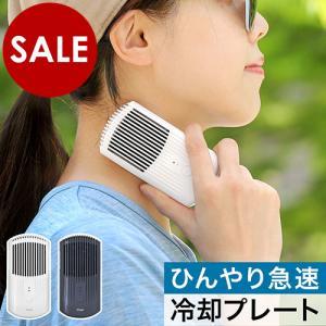 ハンディクーラー USB 充電式 冷却プレート 扇風機 小型 冷却 熱中症対策 クール アウトドア レジャー コンパクト 暑さ対策 クーラー 携帯 [ iCool ポルタ ]|インテリアショップ roomy