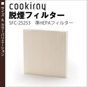 ペンダントライト 照明 レンジフード 換気 ( cookiray クーキレイ専用 脱煙フィルター SFC-25253 )|roomy|02