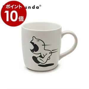 カップ マグ コップ 食器 ホワイト おしゃれ ユニーク デザイン ( PROPAGANDA MUG MR.P&D.DOG FIGHT BACK )|roomy