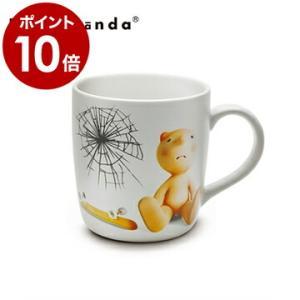 カップ マグ コップ 食器 ホワイト おしゃれ ユニーク デザイン ( PROPAGANDA MUG MR.P DON'T USE ME )|roomy