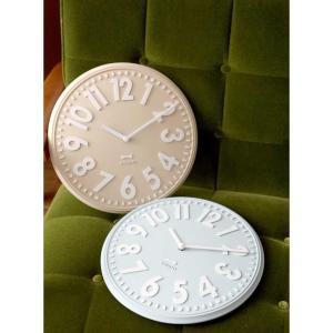 壁掛け時計 掛け時計 かけ時計 ブルーノ エンボスクロック おしゃれ かけ レトロ 北欧 かわいい BCW013 ブルー シンプル[ BRUNO エンボスウォールクロック ]|roomy|09