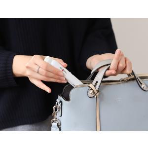 携帯用ヘアアイロン ストレートアイロン ミニ  USB コンセント  mod's hair [ モッズ・ヘア スタイリッシュ モバイルヘアアイロン MHS-0840 ]|roomy|15